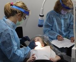 ​Dental program provides services for Wood Schools students