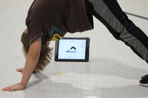 App delivers remote PE lessons to Kanwha students