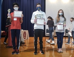 Wood Schools announces spelling bee winners