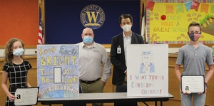 Wood Schools students win CMTA Energy Art Contest