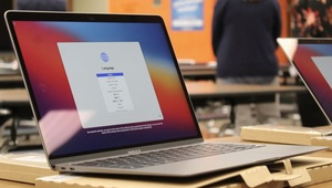 Wood Schools begins staff MacBook rollout