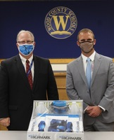 Highmark donates PPE to Wood Schools